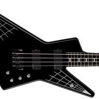 Dean Guitars Puts John Entwistle Spider Signature Bass Into Production