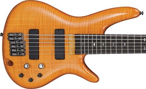 Ibanez Unveils Gerald Veasley Signature GVB36 Bass Guitar