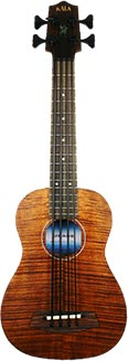 Kala Exotic Mahogany U-Bass