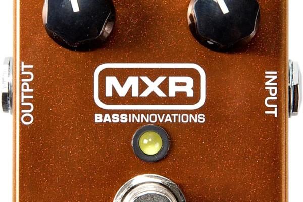 Dunlop's MXR Bass Fuzz Deluxe Debuts At NAMM