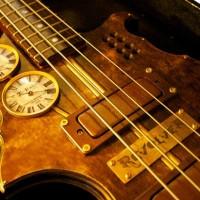 Bass of the Week: Thin Gypsy Thief Studio's RevolveR Steampunk Bass