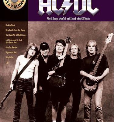 AC/DC: Bass Play-Along Volume 40