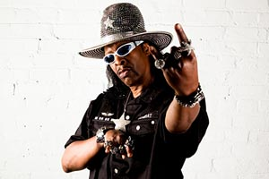 """Bootsy Collins Joins """"Experience Hendrix"""" Tour"""