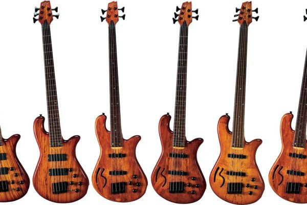 Boulder Creek Introduces JB and RB Series Electric Basses