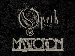 Opeth and Mastodon - Heritage Hunter Tour
