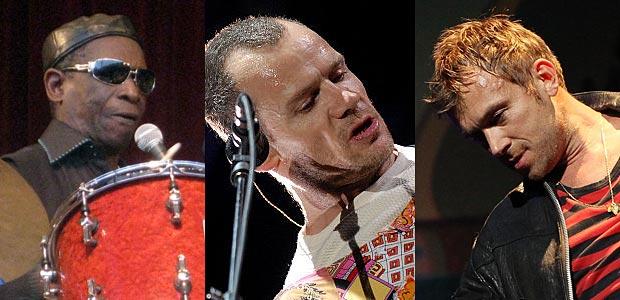 Rocket Juice and the Moon: Tony Allen, Flea and Damon Albarn
