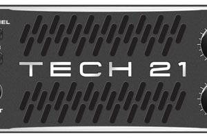 Tech 21 Introduces New 1000-Watt VT Bass Amp Head at NAMM