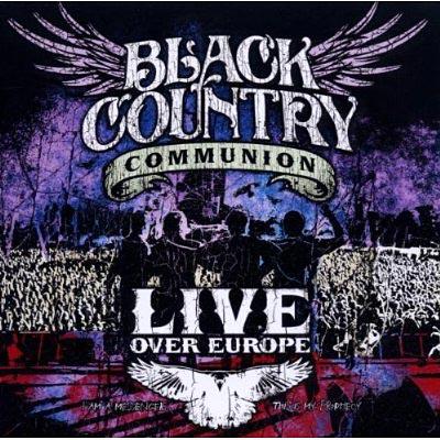 Glenn Hughes and Black Country Communion Release Live CD, Prepare Next Studio Album
