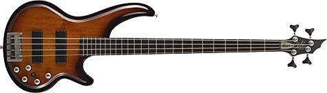 Cort Curbow42 bass (brown sunburst)