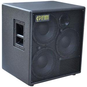 Epifani UL3 Series Bass Cabinets
