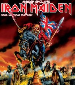 Iron Maiden: Maiden England Tour 2012