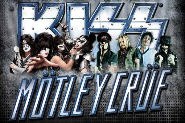 KISS and Mötley Crüe Announce North American Tour