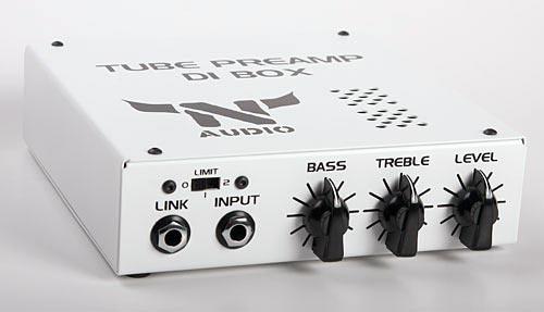 N-Audio Introduces Tube Preamp DI Box