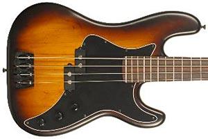 Sandberg Introduces Electra Vs 4 Bass at Musikmesse