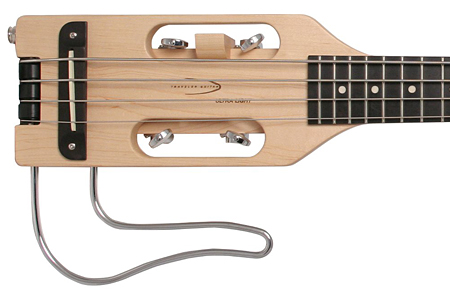 Traveler Guitar Unveils the Ultra-Light Bass