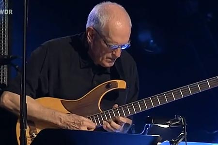 """John Scofield Trio with Steve Swallow: """"Someone To Watch Over Me"""", Live (2010)"""