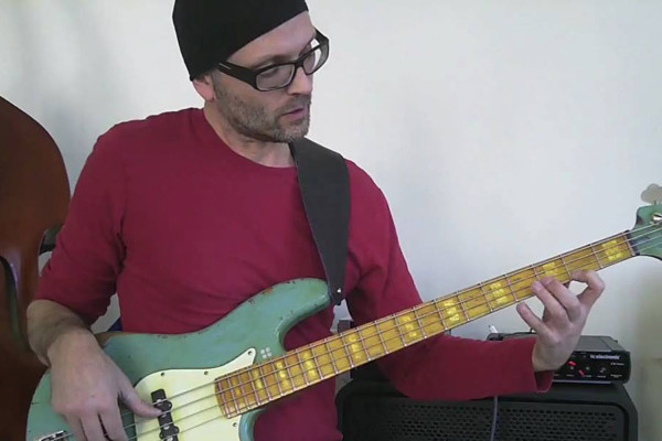 Harmonizing the Major Scale: Using a Number System on Bass
