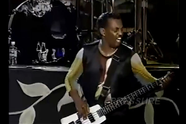 Kool and the Gang: Live in Jamaica (1996)