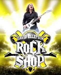 David Ellefson Rock Shop App