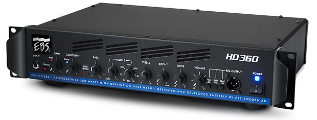 EBS HD360 Bass Amp