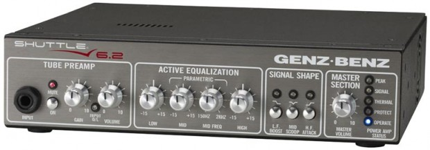 Genz-Benz Shuttle 6.2 Bass Amp