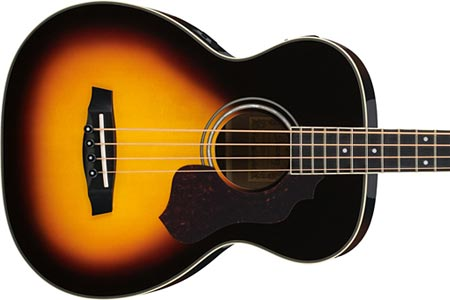 Ibanez Introduces SGBE Acoustic Series Basses for 2012