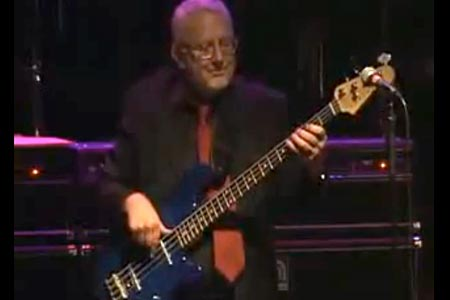"""Jerry Scheff with Tributosaurus: """"Riders On The Storm"""" and """"L.A. Woman"""" (Live)"""