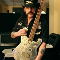Bass of the Week: Lemmy Kilmister's Nick Page Gott 4 Bass