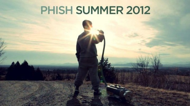 Phish Summer 2012 Tour