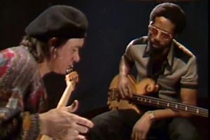 Jaco Pastorius and Jerry Jemmott
