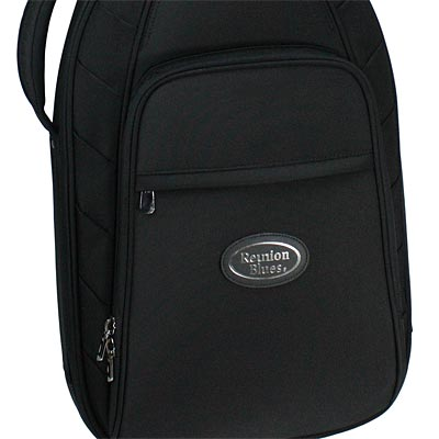 Reunion Blues Introduces RB Continental Midnight Black Bass Case