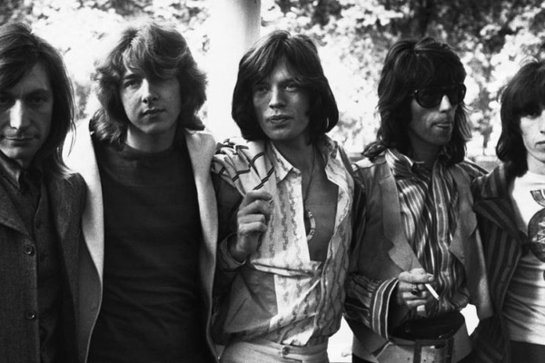 Bill Wyman Reportedly Reuniting with the Rolling Stones