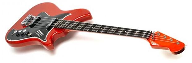 Burns Guitars Nu-Sonic Bass