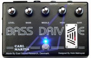 Carl Martin Bass Drive Pedal