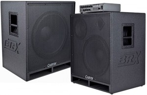 Carvin BRX Model Bass Cabinets