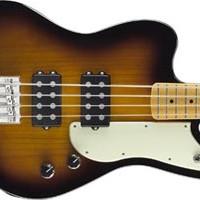 Fender Introduces Pawn Shop Reverse Jaguar Bass