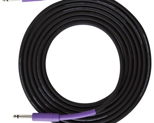 Lava Cable Launches Second Generation Clear Connect Cables
