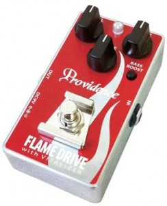 Godlyke Providence FDR-1 Flame Drive Pedal