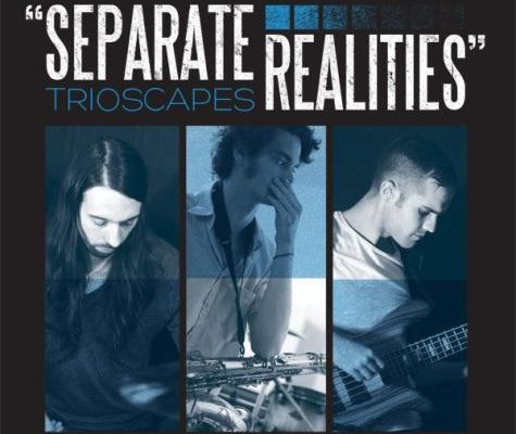 """Dan Briggs and Trioscapes Release """"Separate Realities"""""""
