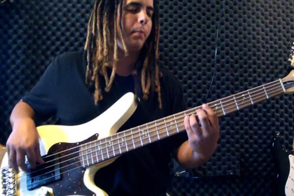 Ran Kaufman: Solo Bass, Funky BaBa