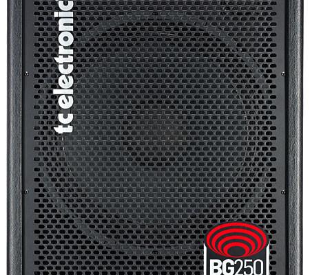 TC Electronic Now Shipping BG250 Bass Combo