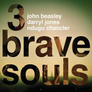 3 Brave Souls album cover