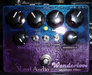 3Leaf Audio Wonderlove Envelope Filter