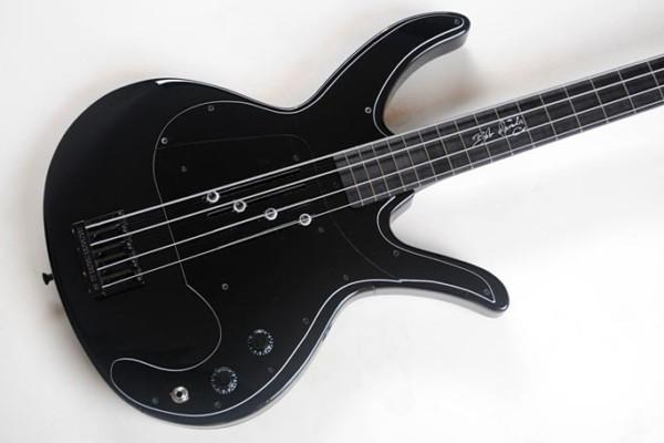 Bob Daisley Debuts Black Beauty Signature Series Bass
