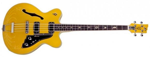 Duesenberg DBF Eagles Signature Bass