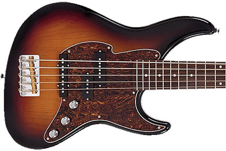 Fret-King Unveils Black Label Series with Perception Bass Guitar