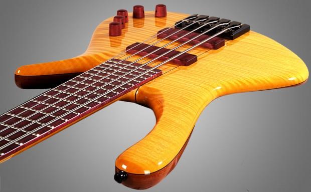GMR Bass Guitars Bassforce NT - Top