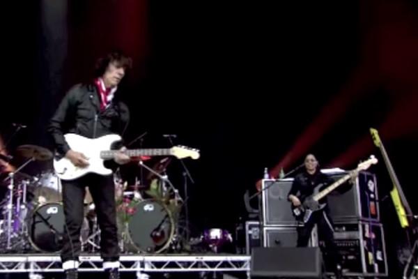 "Jeff Beck: ""Little Wing"", with Rhonda Smith & Narada Michael Walden"