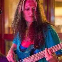 Rebecca Johnson: QW Brewery Live Bass Solo
