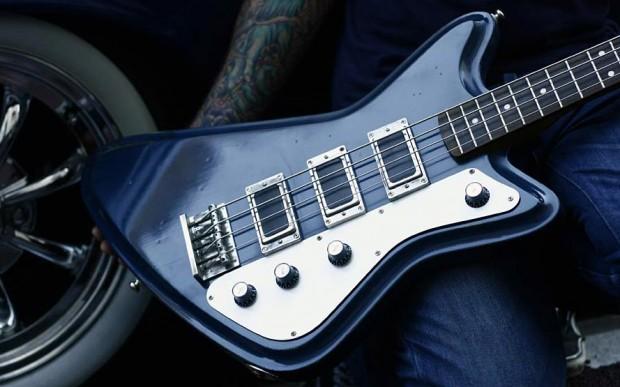 Wild Customs Vulture Bass